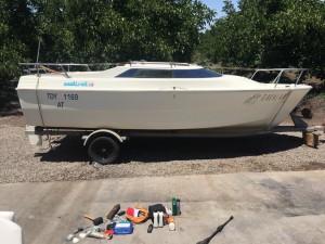 nautisail 19 moto velero oferta velero de ocacion
