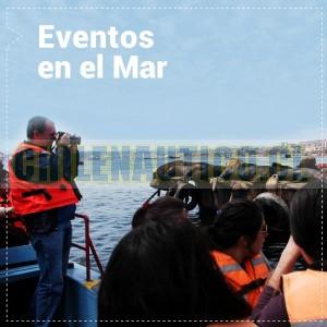 eventos y fiestas en altamar valparaiso / viÑa del mar