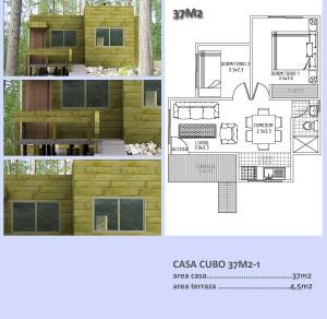 Reinaldo martinez construccion de casas prefabricadas - Casas cubo prefabricadas ...