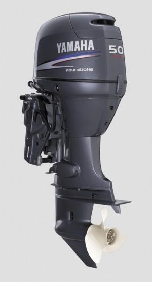 arriendo motor fuera de borda yamaha 50 hp 4 tiempos levante hidraulico gar