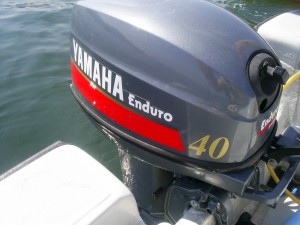 Motor fuera de borda YAMAHA 40 HP ENDURO